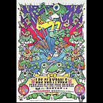 Les Claypool's Fearless Flying Frog Brigade New Fillmore F434 Poster