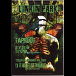 Linkin Park New Fillmore F436 Poster