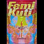 Femi Kuti New Fillmore F467 Poster