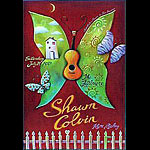 Shawn Colvin New Fillmore F469 Poster
