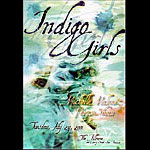 Indigo Girls New Fillmore F471 Poster