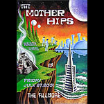 The Mother Hips New Fillmore F472 Poster