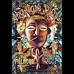 Angelique Kidjo New Fillmore Poster F474