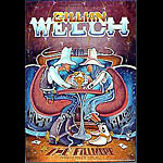 Gillian Welch  New Fillmore Poster F478