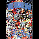 Ween  New Fillmore F479 Poster