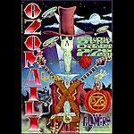 Ozomatli 2001 Fillmore F485 Poster