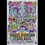 Yonder Mountain String Band New Fillmore F490 Poster