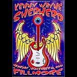 Kenny Wayne Shepherd New Fillmore Poster F492