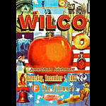 Wilco New Fillmore F497 Poster