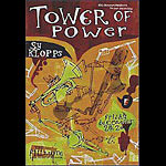 Tower of Power New Fillmore Poster F503