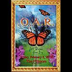 O.A.R. New Fillmore Poster F509