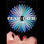 Craig David New Fillmore Poster F512