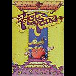 Hot Tuna Jorma Kaukonen & Jack Cassidy New Fillmore Poster F513
