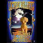 Lucinda Williams New Fillmore Poster F519