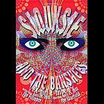 Siouxsie and the Banshees New Fillmore Poster F520