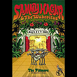 Sammy Hagar and the Waboritas New Fillmore Poster F521