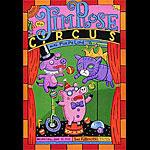 Jim Rose Circus New Fillmore Poster F526