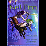 Neil Finn New Fillmore Poster F528