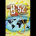B-52's  Puffy Amiyumi New Fillmore F529 Poster