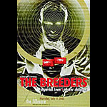 The Breeders New Fillmore F530 Poster