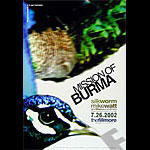 Mission of Burma New Fillmore Poster F531