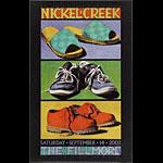 Nickel Creek New Fillmore Poster F535