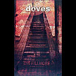 The Doves New Fillmore Poster F538