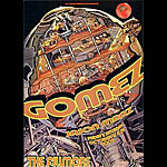 Gomez New Fillmore Poster F540