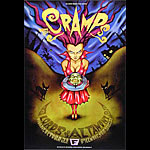 The Cramps New Fillmore Poster F542