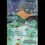 Yonder Mountain String Band New Fillmore F543 Poster