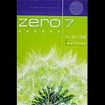 Zero 7 New Fillmore F546 Poster