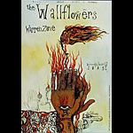 The Wallflowers New Fillmore Poster F549