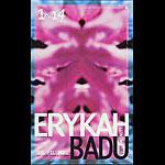 Erykah Badu New Fillmore F552 Poster