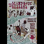 The Blind Boys of Alabama New Fillmore Poster F553
