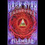 Dark Star Orchestra  New Fillmore Poster F556