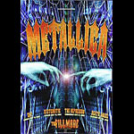 Metallica New Fillmore Poster F569