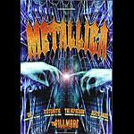 Metallica New Fillmore F569 Poster