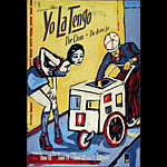 Yo La Tengo New Fillmore Poster F573