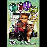 Eels New Fillmore F575 Poster