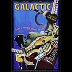 Galactic New Fillmore F592 Poster