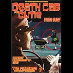Death Cab For Cutie  New Fillmore Poster F598