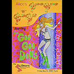 Goo Goo Dolls New Fillmore Poster F5_12_2000