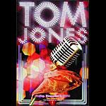 Tom Jones  New Fillmore Poster F603