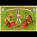 Les Claypool Frog Brigade New Fillmore Poster F604