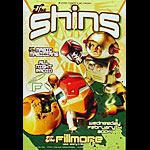 The Shins New Fillmore F606 Poster