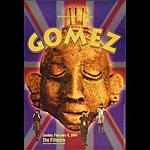 Gomez New Fillmore Poster F608