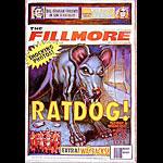 Ratdog New Fillmore Poster F610