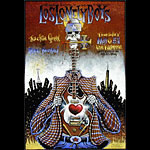 Los Lonely Boys  New Fillmore Poster F617