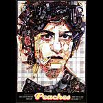 Peaches New Fillmore Poster F619