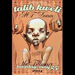 Talib Kweli New Fillmore Poster F622